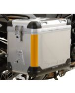 3M samoprzylepne paski odblaskowe do kufrów ZEGA Pro / ZEGA Pro2, pomarańczowe (zestaw zawiera 2 paski)
