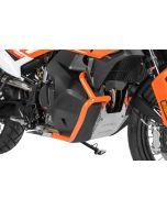 Gmole ze stali nierdzewnej, pomarańczowe, do KTM 890 Adventure/ 890 Adventure R/ 790 Adventure/ 790 Adventure R