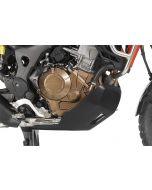 Oferta specjalna 2 black: Osłona silnika *RALLYE EXTREME* + Gmole dolne do Hondy CRF1000L Africa Twin