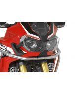Osłona reflektora Makrolon z zapięciem na szybkozłączki do Honda CRF1000L Africa Twin/ CRF1000L Adventure Sports *OFFROAD USE ONLY*