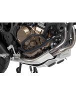 Gmole dolne sinika, stal nierdzewna, czarne, do Honda CRF1000L Africa Twin