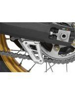 Płetwa osłony łańcucha, anodowane aluminium, do Hondy CRF 1000L Africa Twin/ CRF1000L Adventure Sports