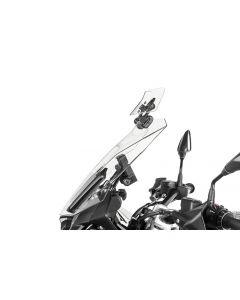 Deflektor szyby Evo, transparentny