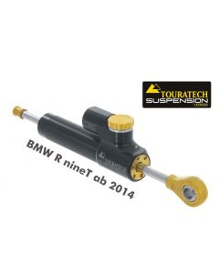 """Touratech Suspension Steering Damper """"CSC"""" for BMW R nineT from 2014 incl. installation kit"""