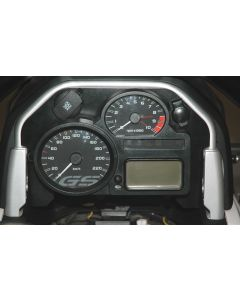 Cockpit cover 2 *tachometer unit* with small and big socket BMW R1200GS (2008-2012)/R1200GS Adventure (2008-2013)