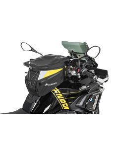 "Tank bag ""Ambato Exp limited yellow"" for BMW R1250GS/ R1250GS Adventure/ R1200GS (LC)/ R1200GS Adventure (LC)/ F850GS/ F850GS Adventure/ F750GS"