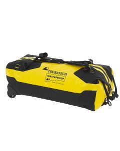 Travelbag Duffle RS with wheels, 110 litres, yellow, by Touratech Waterproof made by ORTLIEB