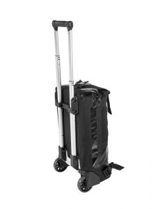 Torba podróżna Travelbag Duffle RG na kółkach, 34 litry, czarna, by Touratech Waterproof made by ORTLIEB