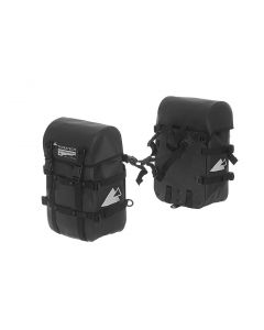Saddle bags ENDURANCE Strap (pair), black, by Touratech Waterproof made by ORTLIEB