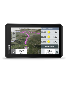 Nawigacja Garmin Tread incl. Group Ride Tracker