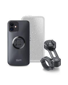Mobile phone holder set for iPhone 12 / 12 Pro, SP Connect Moto Bundle