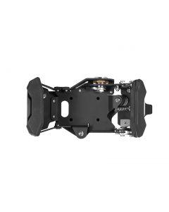 Handlebar mount for Garmin Zumo 396 *lockable*, black