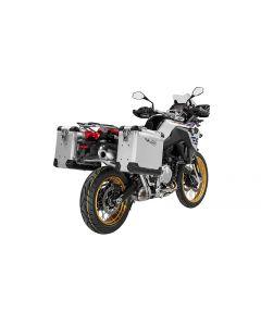 ZEGA Pro2 Aluminium Pannier System for BMW F850GS/ F850GS Adventure/ F750GS