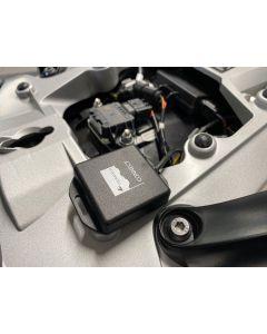 TOURATECH Connect APP urządzenie i aplikacja dla BMW R1250GS/GSA, R1200GS/GSA from 08/2015