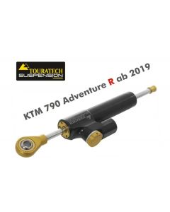 Touratech Suspension steering damper *CSC* for KTM 790 Adventure R from 2019 *including mounting kit*