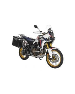 ZEGA Pro2 aluminium pannier system for Honda CRF1000L Africa Twin (2015-2017)