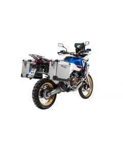 ZEGA Pro2 aluminium pannier system for Honda CRF1000L Africa Twin (2018-) / CRF1000L Adventure Sports
