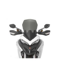 Windscreen, L, tinted, for Ducati Multistrada 1200 from 2015, 950