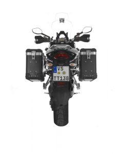 ZEGA Pro2 aluminium pannier system for Ducati Multistrada 1200 up to 2014