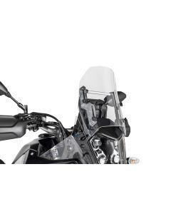 Regulowany adapter oryginalnej szyby do Yamahy Tenere 700