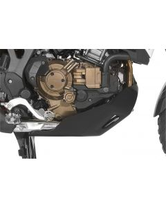 Osłona silnika RALLYE, czarna do Honda CRF1000L Africa Twin, black