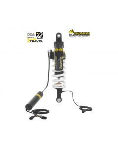 """Touratech Suspension  """"rear"""" shock absorber DDA / Plug & Travel for BMW R1200GS / R1250GS from 2017"""